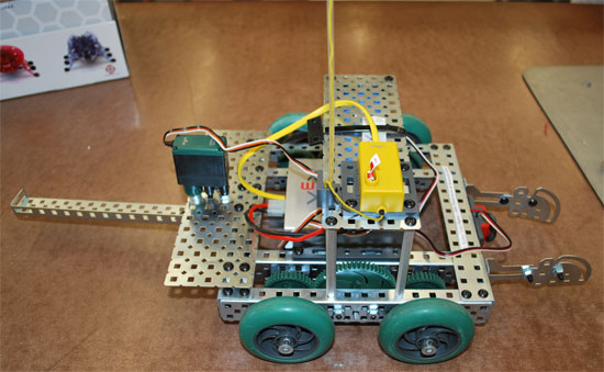 The Dogbot robot