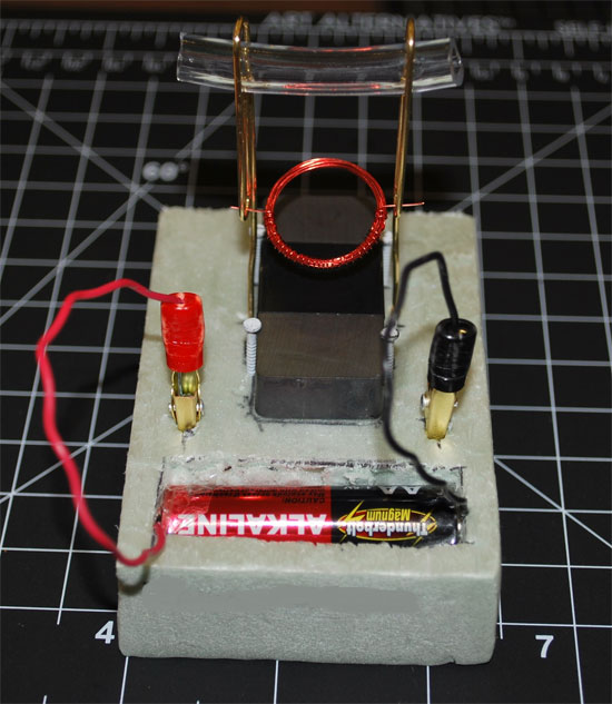 The Electric Motor Project