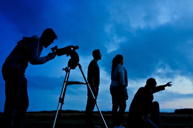 Telescope teaching