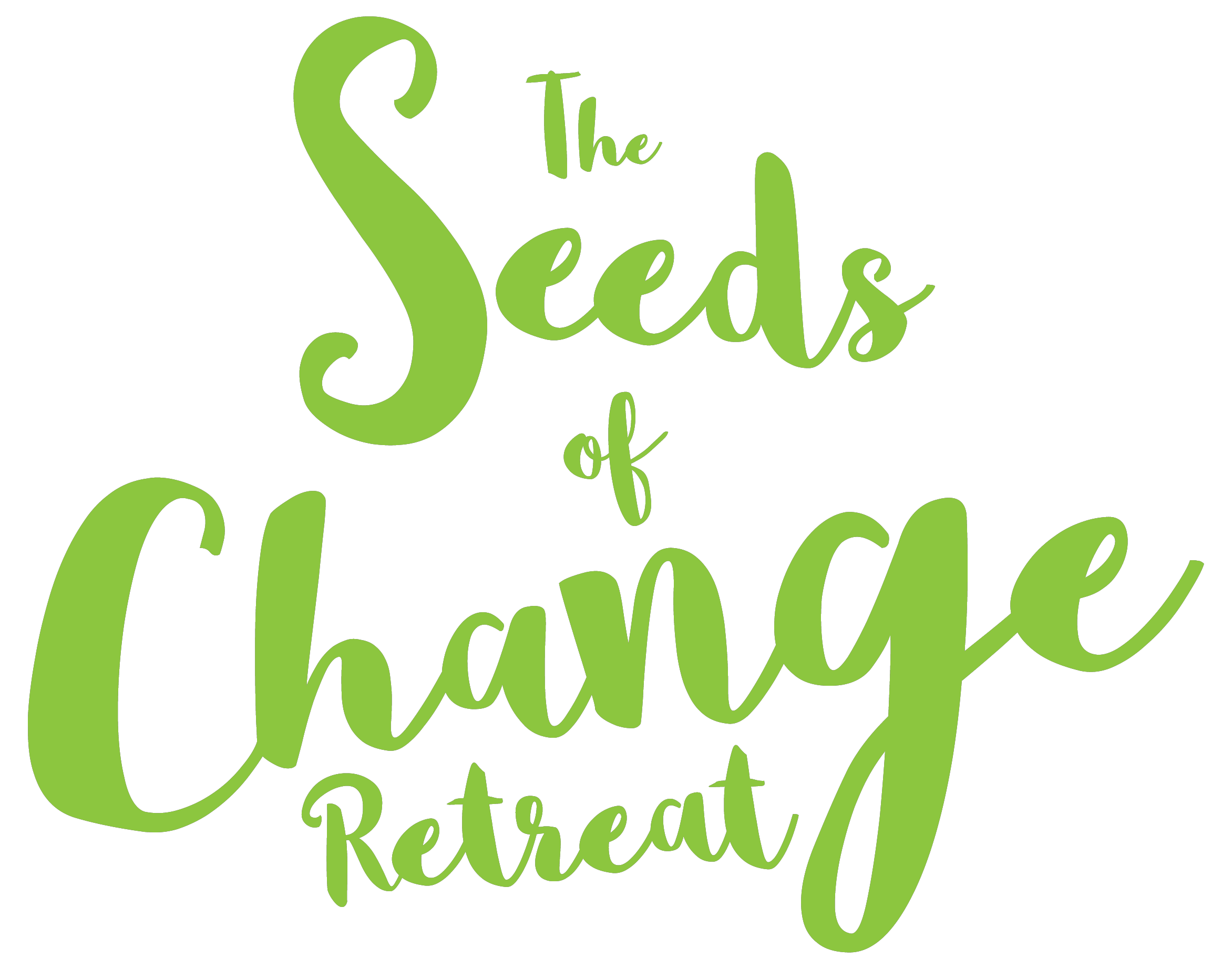 The Seeds of Change Retreat logo