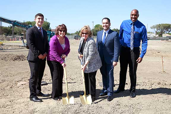 Lot C Groundbreaking