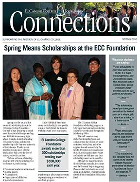 Spring 2016 Connections Newsletter