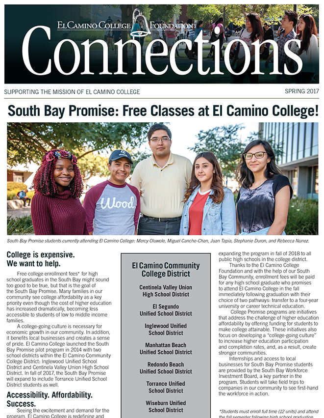 Fall 2017 Connections Newsletter
