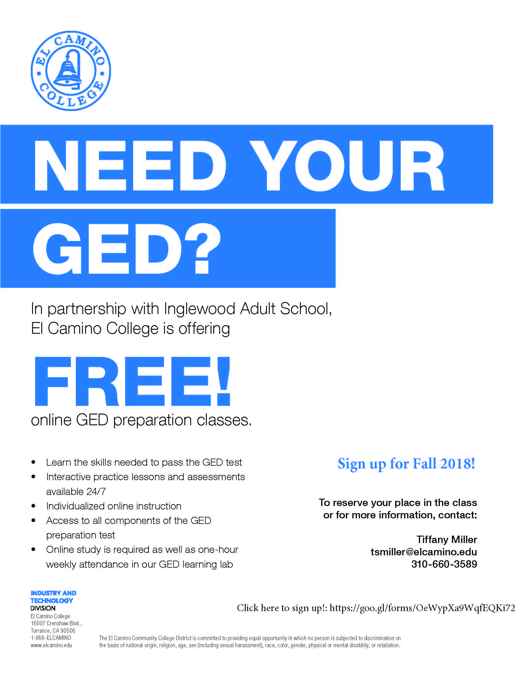 Get Your Ged Online >> Ged