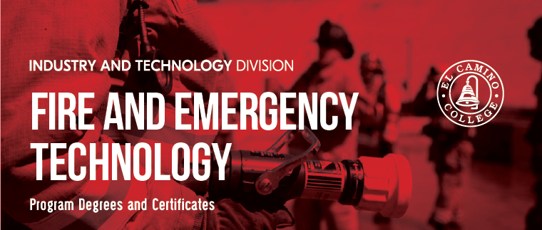 Fire and Emergency Degrees and Programs Banner