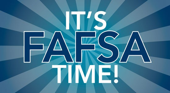 It's time to renew your FAFSA or Dream Act