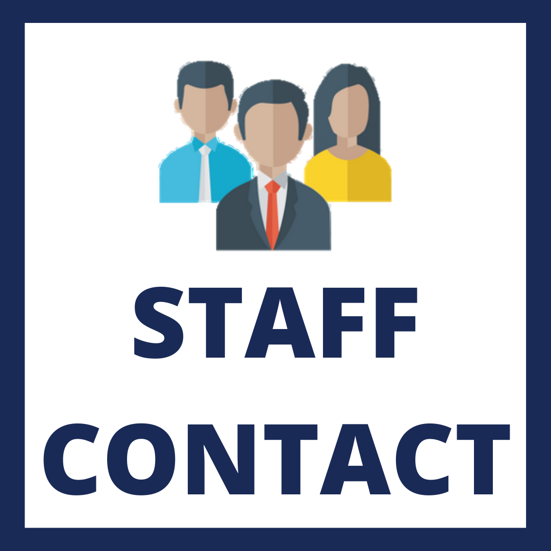 Staff Contact
