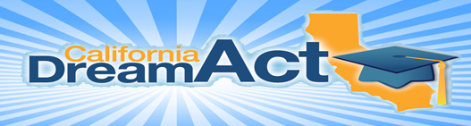 2016-2017 California Dream Act - Available January 1st, 2016