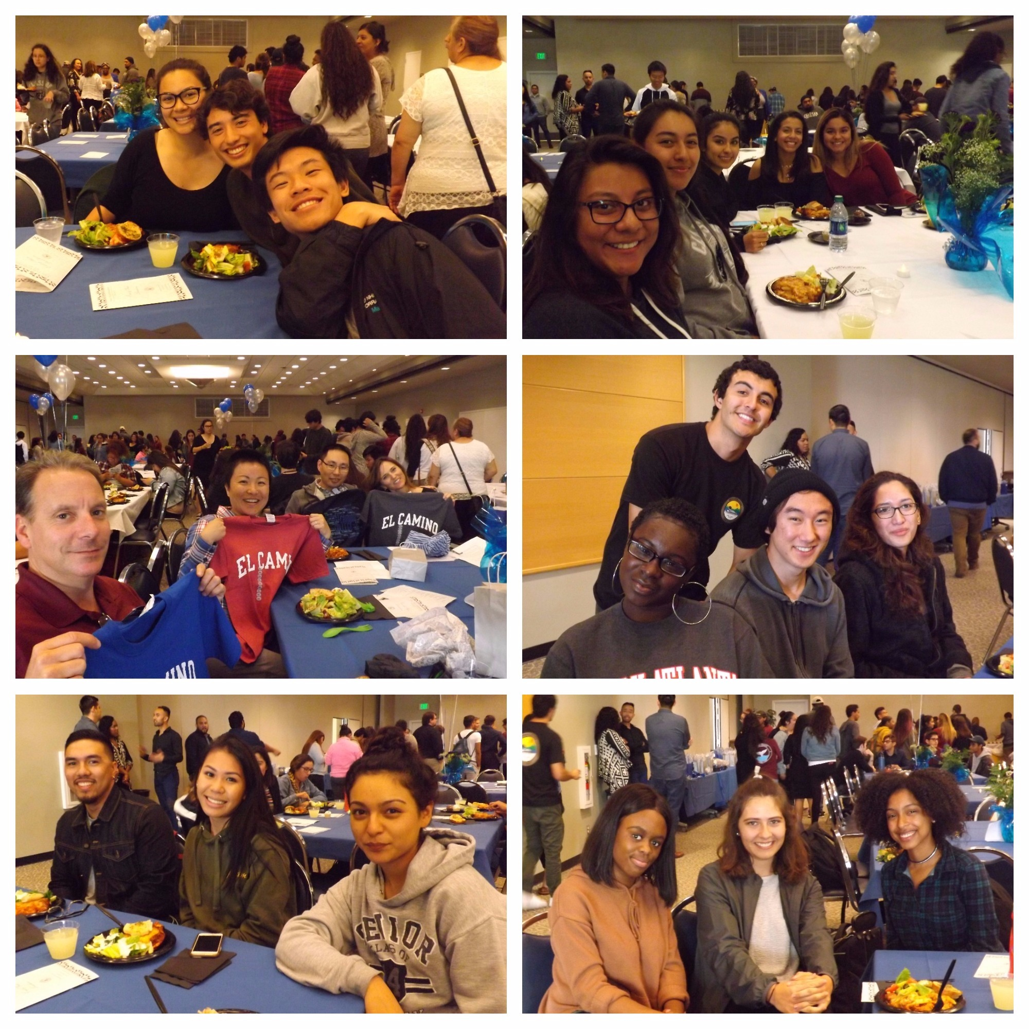 FYE End of the Year Banquet Spring 2017
