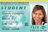 International Student ID Card
